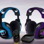 Astro Gaming A40 - Saints Row 3 Edition Astro Gaming A40 Wireless System Blue Purplr