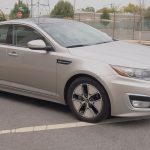 Kia Optima Hybrid – Review - G Style Magazine - exterior - full