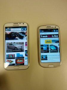 Samsung Galaxy Note II - Compared to Samsung Galaxy S III - Analie_Cruz