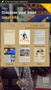 Samsung Galaxy Note II -  S Pen Page Buddy - Analie-Technology - @YummyANA