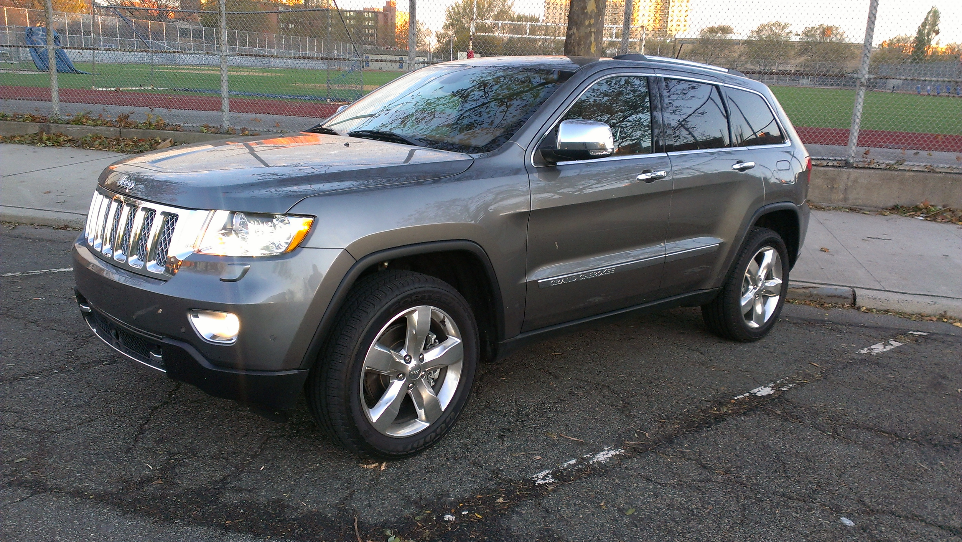 2013 Jeep Grand Cherokee Overland >> 2013 Jeep Grand Cherokee Overland Summit 4 4 Super Storm