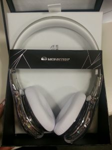 Monster Diamond Tears -  Crystal Headphones  - Analie Cruz