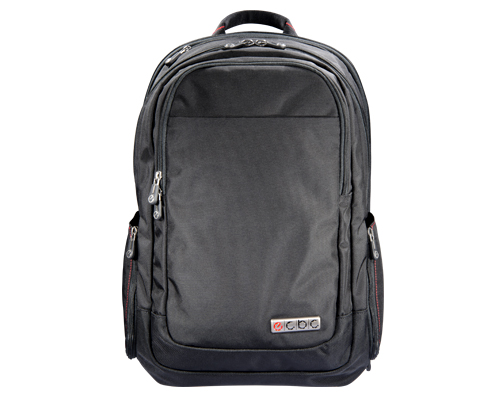 ECBC Javelin  Nylon Laptop Daypack Backpack Fit 17-inch Laptop Gray Black B7102