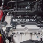 Chevy Spark 2 LT - G Style Magazine - REview - Auto - Car - Hood - Engine
