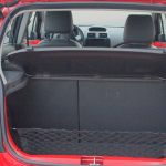 Chevy Spark 2 LT - G Style Magazine - Trunk Space - Open