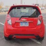 Chevy Spark 2 LT - G Style Magazine - Exterior - Rear / Back View Bumper