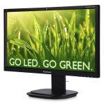 Viewsonic - vg2437mc-led - Microsoft Windows 8 LED Screen
