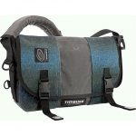 Timbuk 2 Woolrich Messenger Bag Blue - G Style Magazine Review