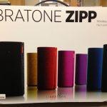 Libratone Zipp Blue - G Style Magazine REview - AirPlay Speakers - Box