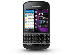 BlackBerry Q10 - Sprint Network - Analie Cruz - G Style Magazine - BBQ10