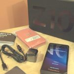 BlackBerry Z10 Smartphone - AT&T - Review - Package Contents 1