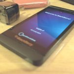 BlackBerry Z10 Smartphone - AT&T - Review - Screen 2