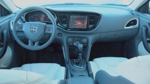 2013 Dodge Dart Limited - Steering Wheel - Dashboard - Interior