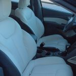 2013 Dodge Dart Limited 1 - Interior seating - G Style Magazine