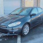 2013 Dodge Dart Limited - Full Driver View