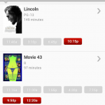 Movie Pass - Unlimited Movie Tickets - App Screenshot Netflix for Theaters - G Style Magazine