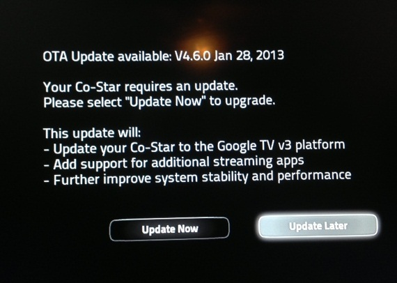 Vizio Co-Star - OTA Update Vizio CoStar Google TV - Analie Cruz