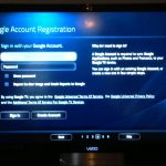 Vizio Co-Star Google TV - Media Streamer -Account setup