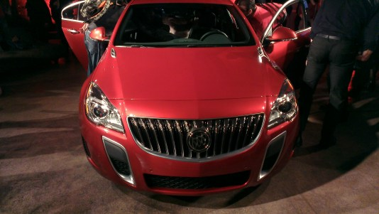Buick - New York International Auto Show - 2014 Buick Lacrosse, Buick Regal, and Buick Regal GS