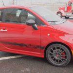 2013 Fiat 500 Abarth side