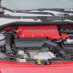 2013 Fiat 500 Abarth Engine Hood
