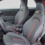 2013 Fiat 500 Abarth Driver Passenger