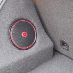 2013 Fiat 500 Abarth Speaker