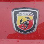2013 Fiat 500 Abarth LOGO