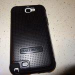 Samsung Galaxy Note II - Shell Gel Ballistic Case - G Style Magazine