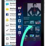 BlackBerry Hub - Home Screen - G style magazine - BB Z10