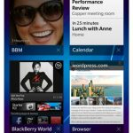 BlackBerry Z10 Review - Software - G style magazine - 4 screens