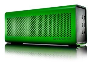 Braven 570 Wireless Bluetooth Speaker Review - Ports / Buttons - G Style Magazine - braven_green
