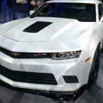 New York International Auto Show - G Style Magazine - Chevrolet Camaro - Chevy - 1