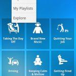 songza app icon screenshot BlackBerry Z10 - G Style Magazine review