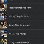 Songza App Lists 7 - BlackBerry Z10 - G Style Magazine review