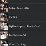 Songza App Lists - BlackBerry Z10 - G Style Magazine review