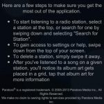 Apollo v1.0.2 for BlackBerry 10 Review – Pandora - G Style Magazine - Tips / Directions