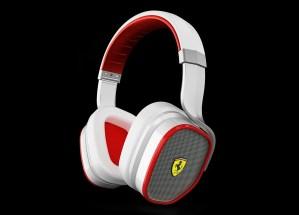 Ferrari Scuderia R300 Noise Canceling Headphones By Logic 3 - G Style Magazine