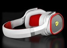 Ferrari Scuderia R300 Noise Canceling Headphones By Logic 3 Noise Canceling 1 - G Style Magazine
