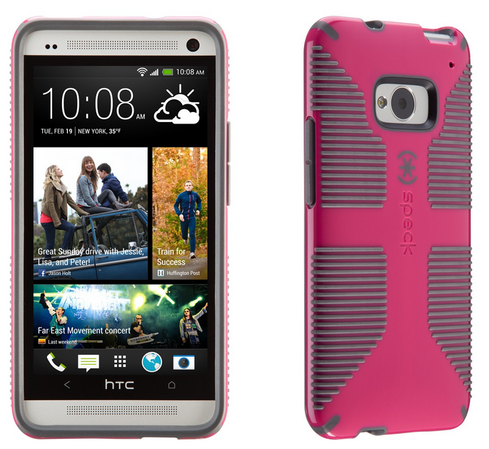 Speck CandyShell Grip for HTC One - Analie C