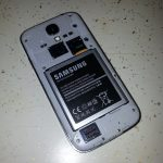 Samsung Galaxy S4 Back Off