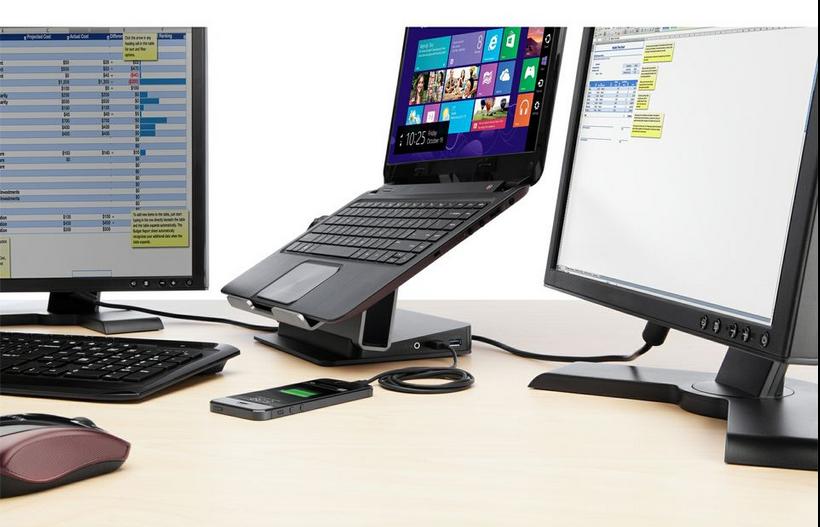 Belkin Docking Stand Release - Ultrabooks Workstation
