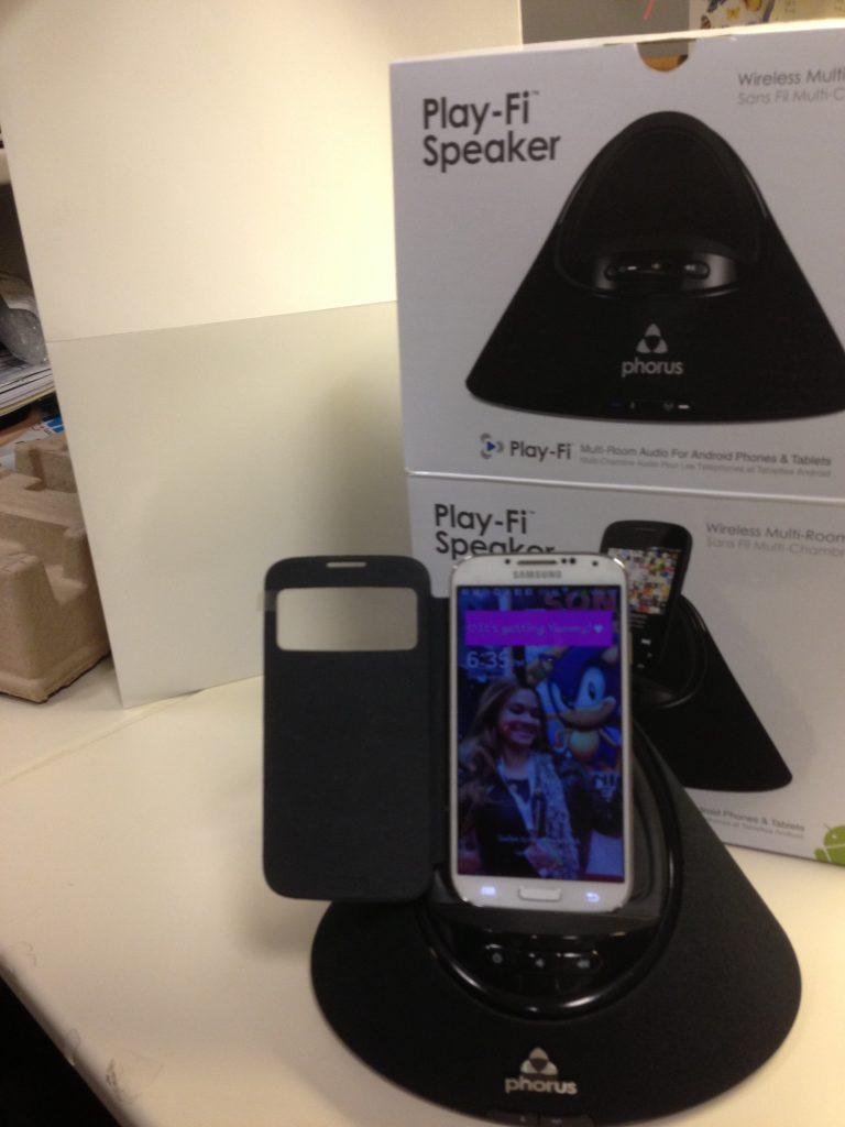 Phorus PS1 - Android Speaker - G Style Mag - Analie - YummyANA (9)