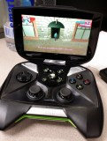 NVIDIA SHIELD running Grand Theft Auto Vice City