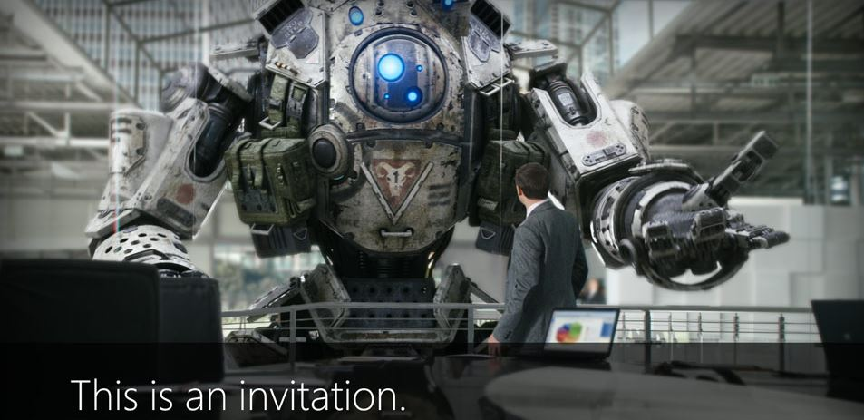 Xbox One Invitation