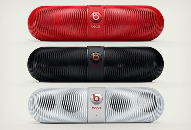 Beats by Dr Dre Pill Bluetooth Wireless Audio System 2