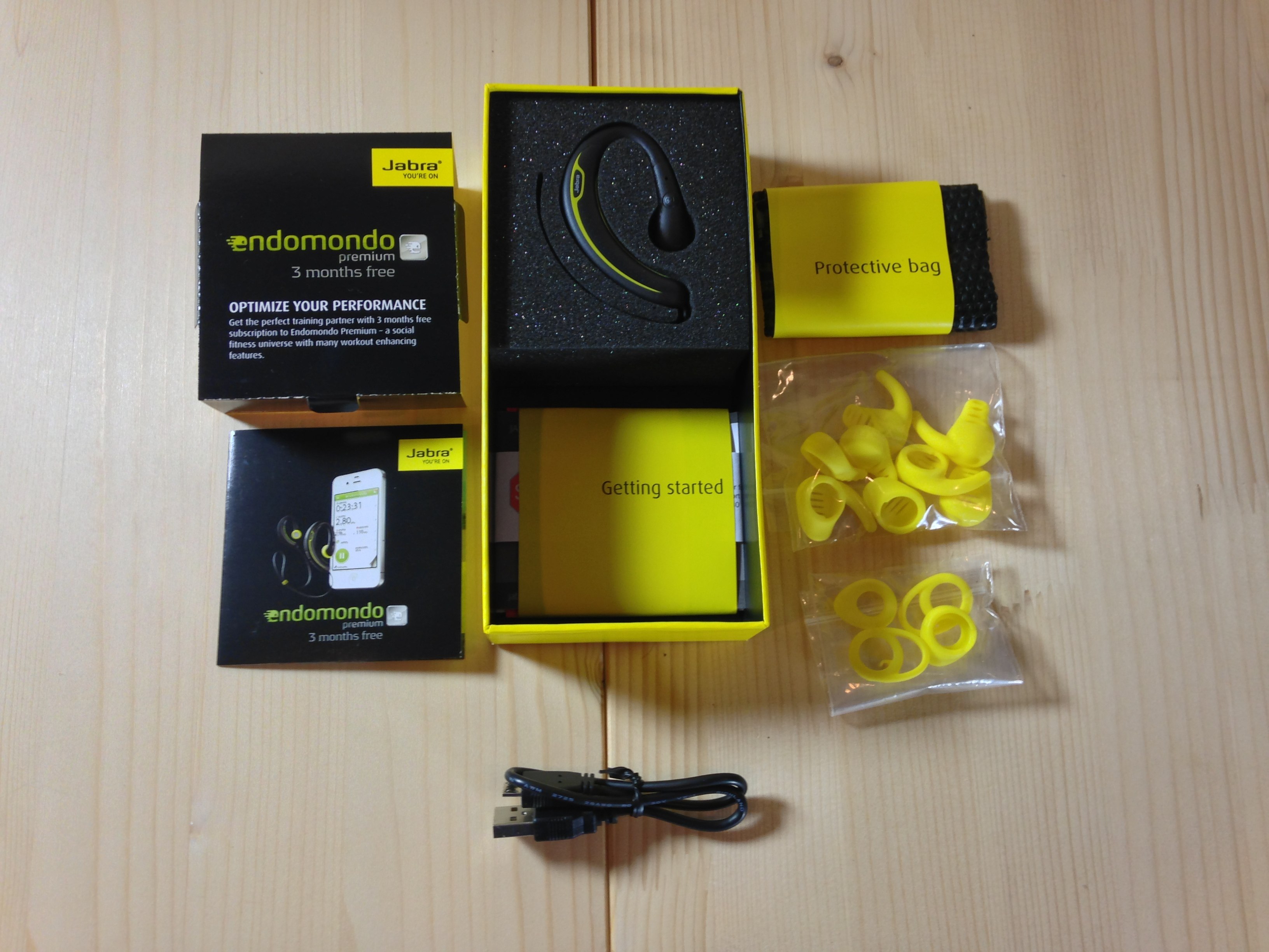 Jabra Sport Wireless Open Box