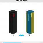 UE Boom App Double Up