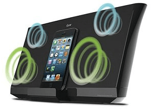 iLuv Aud 5 High-Fidelity-Speaker-Review-Lightning-Connector-Apple-iPhone-5-5S-ipod