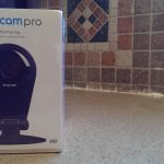 Dropcam Pro Review - Home Surveillance Camera Packaging